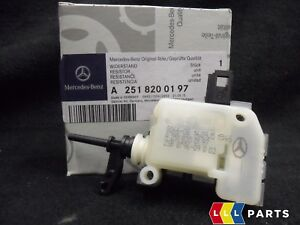 NEW-GENUINE-MERCEDES-BENZ-S-ML-CLS-FUEL-FLAP-LOCKING-ACTUATOR