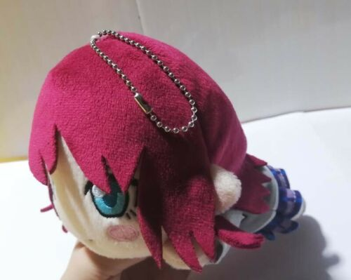 Japan BanG Dream Nesoberi Plush Doll Stuffed toy Saya Yamabuki  Bandori Anime