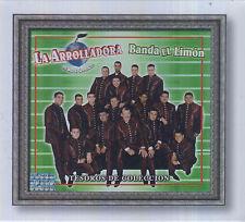 CD - La Arolladora NEW Tesoro De Coleccion 3 CD's FAST SHIPPING !
