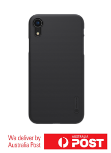 Super-Frosted-Shield-Cover-Case-for-Apple-iPhone-XR-Black-New-Launch
