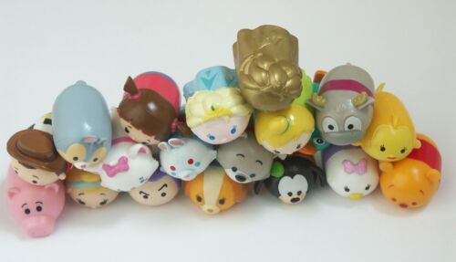 NEW CHARS JUST ADDED TSUM TSUM DISNEY Series 1 Choose Pick Characters Comb post