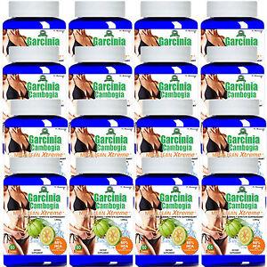lean garcinia cambogia extract - 60 capsules