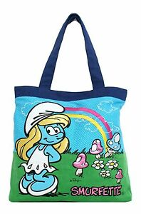 Loungefly-The-Smurfs-Smurfette-Rainbow-Tote-Bag