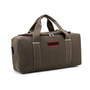 26-034-Men-039-s-Canvas-Leather-Duffel-Bag-Travel-Shoulder-Bag-Gym-Luggage-Handbag
