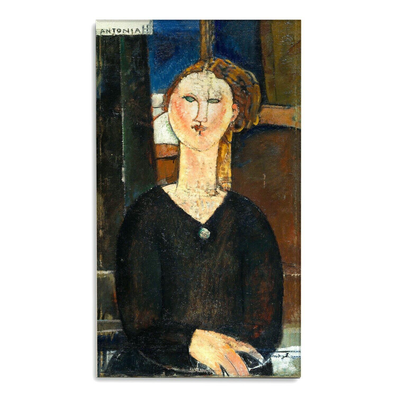 Vetro Acrilico  - Amedeo Modigliani - Antonia - Stampa fine art – Pronto da appe