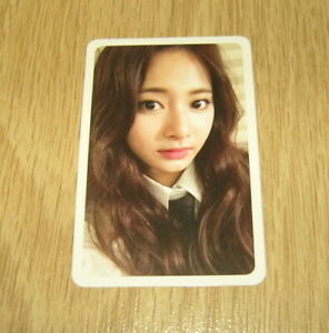 Twice 1st Album Twicetagram Vol.1 LIKEY Chaeyoung A Photo Card official
