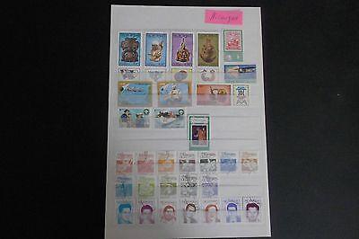 100% QualitäT Kleine Sammlung Briefmarken Nicaragua Gestempelt üBerlegene (In) QualitäT