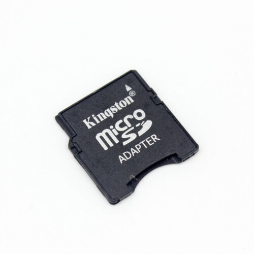 10 Pc Kingston Tarjeta MicroSDHC a los adaptadores de tarjeta minisd