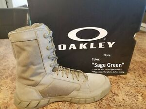 Oakley-Mens-Light-Assault-2-Boots-Sage-Green-11188-751-Military-Tactical-Boots