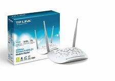 MODEM ROUTER TP-LINK TD-W8961N ADSL2+ WIFI WIRELESS 300MBPS NUOVO