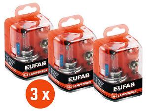 3er-Set-Auto-Lampenbox-H4-12-V-Ersatz-Lampen-Gluehlampen-inkl-Sicherungen