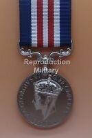 Full Size British Military Medal George VI (GVI)