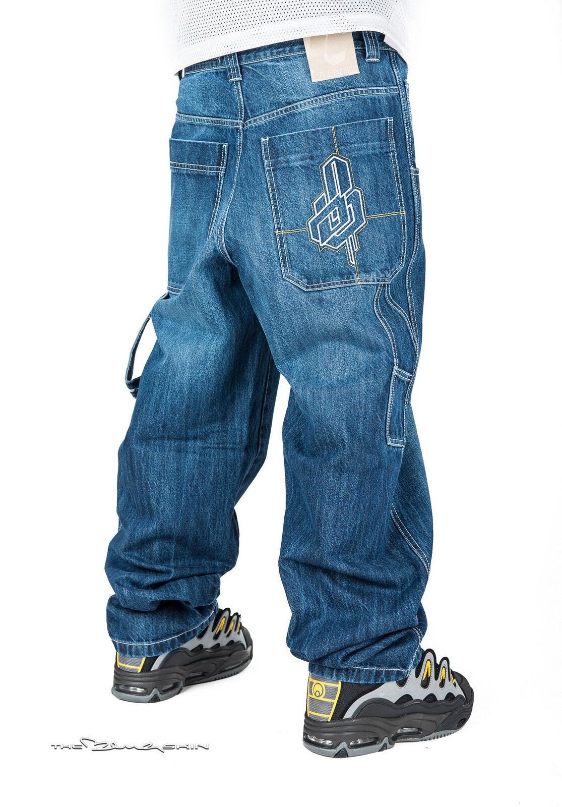 Jeans Hosen Hip-Hop-Skate-Rap THEBlauSKIN bsj37