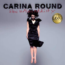 CARINA ROUND SLOW MOTION ADDICT X LTD RSD 3LP VINYL + DVD SEALED DYI020LP
