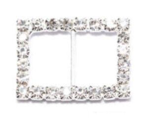 Rectangle-Rhinestone-Silver-Buckle-Embellishment-2-inch-4-pack
