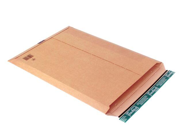 Versandtasche aus Wellpappe Progress PP W01.09 434x585x-52mm