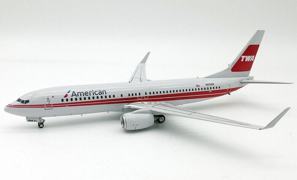 Influmière 200 IF738W0618 1 200 Américain Compagnies  Aériennes Boeing 737-800  top marque