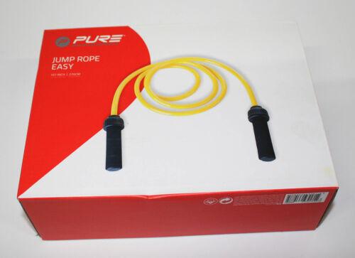 470 G Pure 2 Improve Corde à sauter légèrement JAUNE 2,7 m