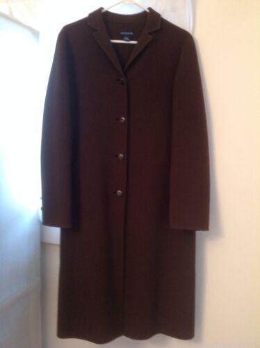 Uldcoat Ann Størrelse Medium Brun Taylor 8xw5OqC