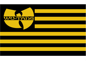 Wu tang flag