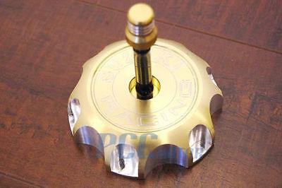 BLACK CNC BILLET FUEL GAS CAP For  SUZUKI DRZ 125 250 400 400E LTR 450 I GC13S