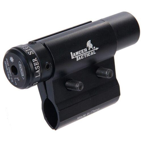 TACTICAL RED LASER BEAM SCOPE FOR GUN RIFLE PISTOL Dot Sight Barrel Mount