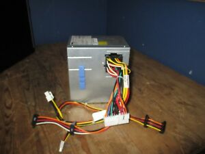 Dell-Optiplex-755-760-780-960-Tower-305W-Power-Supply-Harness-T553C-GK929-HK595