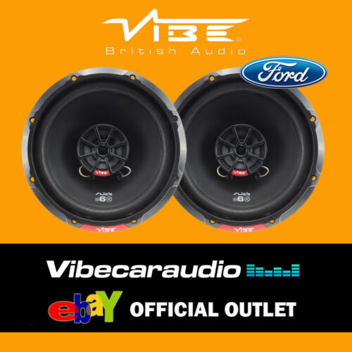 CT25FD11  240 Watts Coaxial Door Speakers Ford S Max 2006-2017 Vibe Slick 6 V7