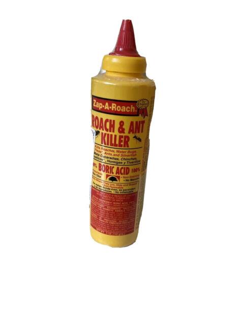 Insect Roach Ant Flea Bug Killer Boric Acid 100 2 X 5 Oz Bottles For Sale Online Ebay