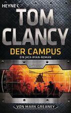 Der Campus von Tom Clancy und Mark Greaney (2017, Taschenbuch)