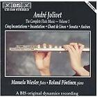 Andre Jolivet - André Jolivet: The Complete Flute Music, Vol. 1 (1993)