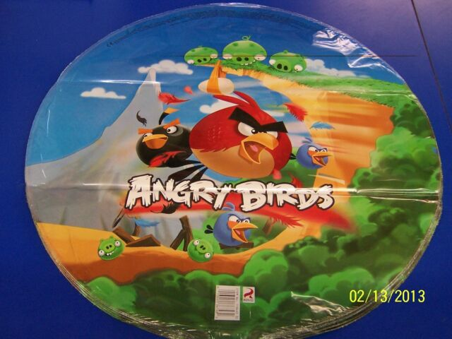 18 Inch Angry Birds Balloon Anagram 118463-01