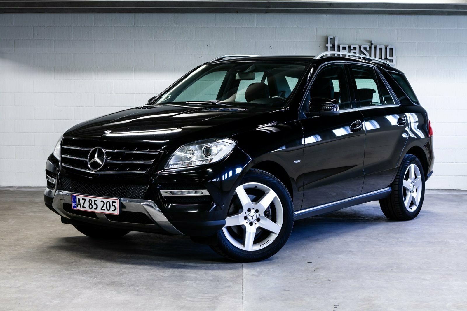 Mercedes ML250 2,2 BlueTEC aut. 4-M 5d