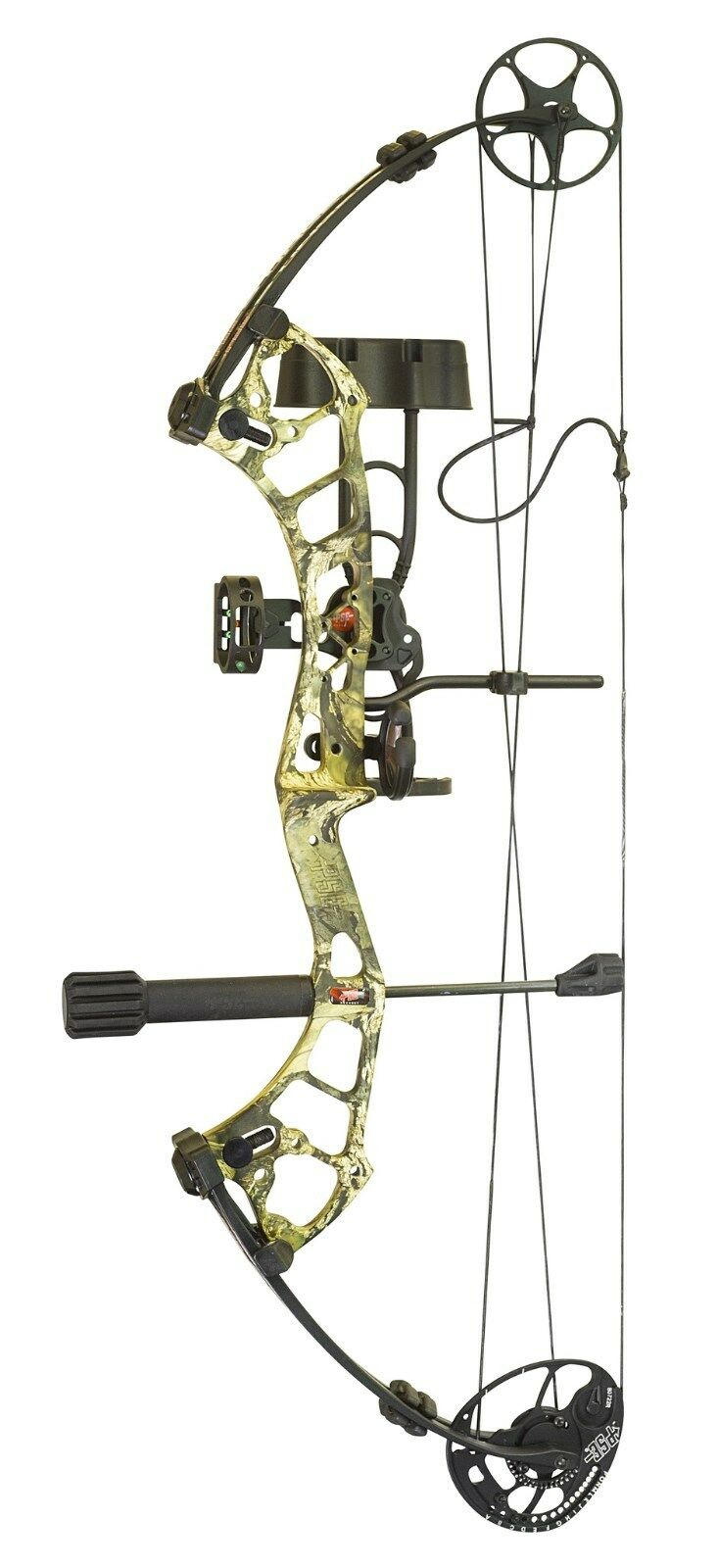 New 2018 PSE Stinger EXT Compound Bow RTS Left Hand 70Mossy Oak Country Camo