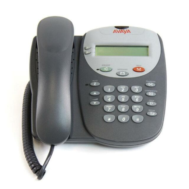 Avaya 4602SW IP Phone Comes With Desk Stand