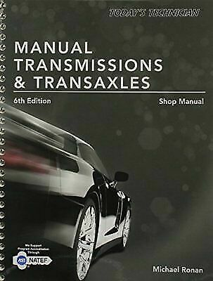 Today S Technician Manual Transmissions And Transaxles border=