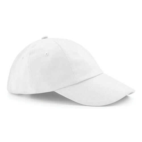 Beechfield BC058 Womens Low Profile Heavy Cotton Drill Cap Adjustable Buckle Hat