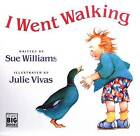 I Went Walking by Sue Williams (Hardback)