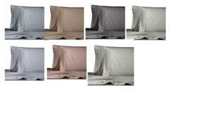 Wamsutta-Dream-Zone-Micro-Cotton-Set-Of-Two-Pillowcases-New