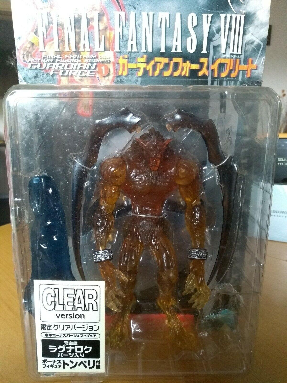 Kotobukiya Final Fantasy VIII monstruo Collection Guardian Force ifrite