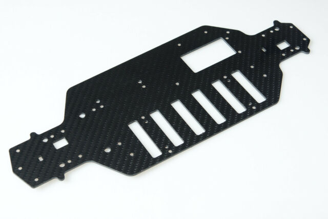 Vectorworks Carbon Fiber Chassis for Redcat Touring Car