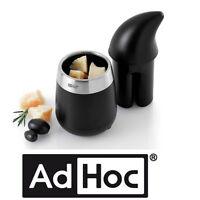 AdHoc Käsereibe Käsemühle CHEEZ für Käse, Nüsse, Schokolade
