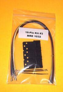 Kit-3-Accy-Plug-16-Pin-Motorola-Maxtrac-GM300-Repeater