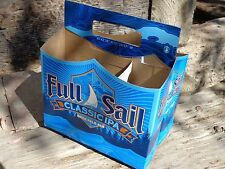 Beer Six Pack Holder (6-pack) ~ FULL SAIL Classic India Pale Ale ~ Hood River OR