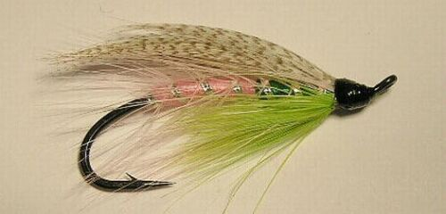 Winter Punch  size #6 single salmon