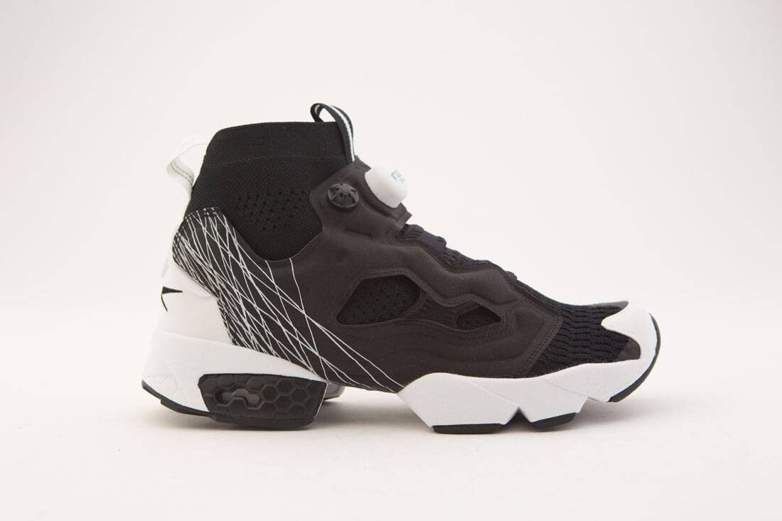 239.99 Reebok Men InstaPump Fury OG Ultraknit TL black white BS8159