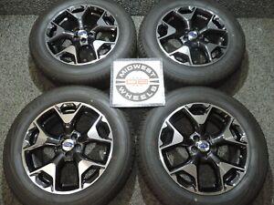 Details About 2019 Subaru Crosstrek 17 Factory Oe Wheels P225 60r17 Tires 5x100 Forester C69