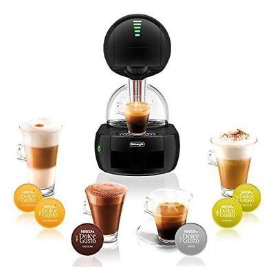 N Nero DELONGHI EDG420B Melody 3 Capsula Macchina del caffè