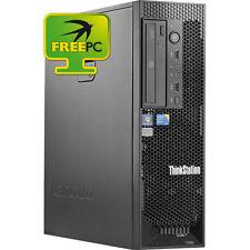 Desktop TOWER Lenovo ThinkStation C20 2.4GHz 8 core RAM 12GB 2000GB Win 7 2956