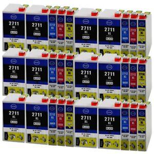30-XL-Patronen-kompatibel-fuer-Epson-WorkForce-WF-3620DWF-WF-7610DWF-WF-7620DTWF